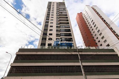 Imagem 1 de 30 de Apartamento Com 3 Dormitórios Para Alugar, 128 M² Por R$ 2.600,00/mês - Cabral - Curitiba/pr - Ap0129