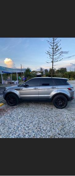 Land Rover Evoque Range Rover Evoque