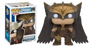 Funko Pop - #379 - Legends Of Tomorrow - Hawkman