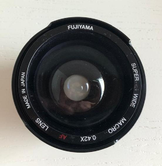 Lente Para Câmera Fujiyama Super Wide Macro 0,42 X