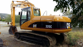 Excavadora Cat 320cl 2005 Con Kit