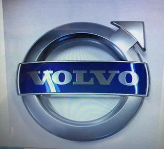 Emblema / Insignia Frente Volvo Original.