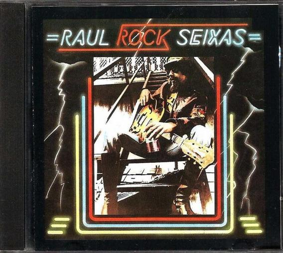 Raul Rock Seixas - Cd Rock