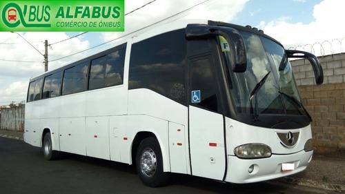 Ônibus Mercedes Benz/oh1628, Irizar, 48 Lug, 02/02, Com Ar
