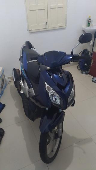 Yamaha Neo At 115 Excelente Opção Urbana
