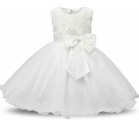 Vestido Princesa Para Niñitas. Desde 9 A 24 Meses