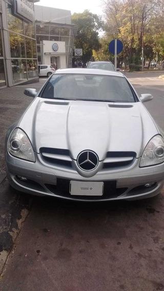 Mercedes Benz Slk 350 Descapotable