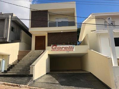 Casa Com 3 Dormitórios À Venda, 250 M² Por R$ 1.250.000 - Condomínio Arujazinho Iv - Arujá/sp - Ca1405