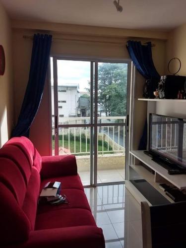 Imagem 1 de 30 de Apartamento À Venda, 48 M² Por R$ 270.000,00 - Ferrazópolis - São Bernardo Do Campo/sp - Ap63053