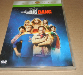 Big Bang Theory Temporada 7 Contiene 3 Dvds