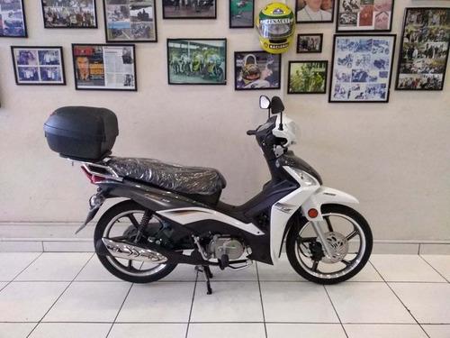 Imagem 1 de 8 de Honda Biz - Suzuki Nex 115 Injetada