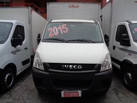 Iveco Daily 35s14 Bau Corrugado - Ano 2015
