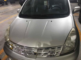 Nissan Grand Livina 1.8 Sl Flex Aut. 5p 2012