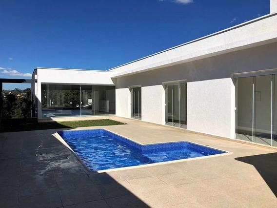Casa À Venda - 4 Suites - 330 M² A.c - Cond. Golf Village - Carapicuíba - 904 - 67857770