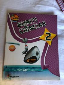 Livro Didático De Ciências 2º Ano Ef - Buriti