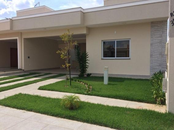 Casa Com 3 Dormitórios À Venda, 165 M² Por R$ 580.000,00 - Condomínio Campos Do Conde Ii - Paulínia/sp - Ca0907