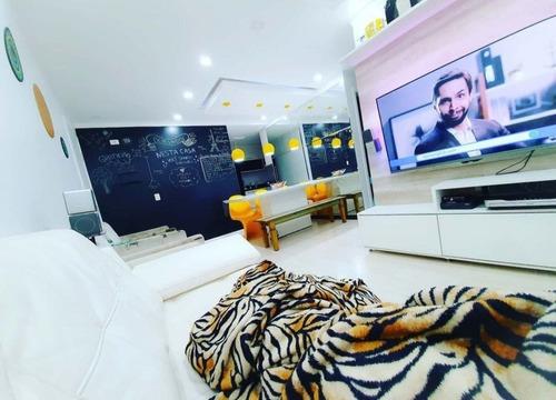 Imagem 1 de 15 de Apartamento Para Venda No Bairro Picanço Em Guarulhos - Cod: Ai24463 - Ai24463