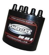 Amplificador De Fone De Ouvido Power Click Db 05 S Stéreo