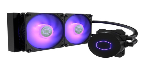 Enfriamiento Liquido Cooler Master  Masterliquid Ml240l Rgb