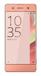 Sony Xperia XA Dual SIM 16 GB Rosa-metálico 2 GB RAM