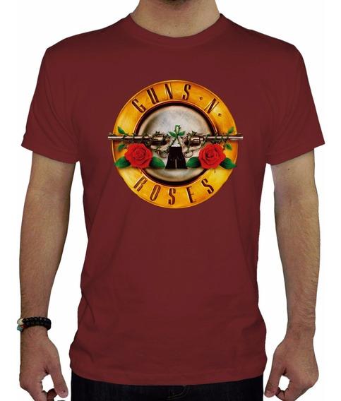 Remera Hombre Guns N Roses3 Inkpronta