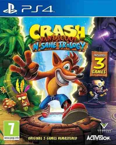 Crash Ps4 Psn Code 1