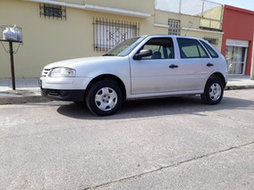 Volkswagen Gol 1.6 I Comfortline 60a Impecable Alvarezola