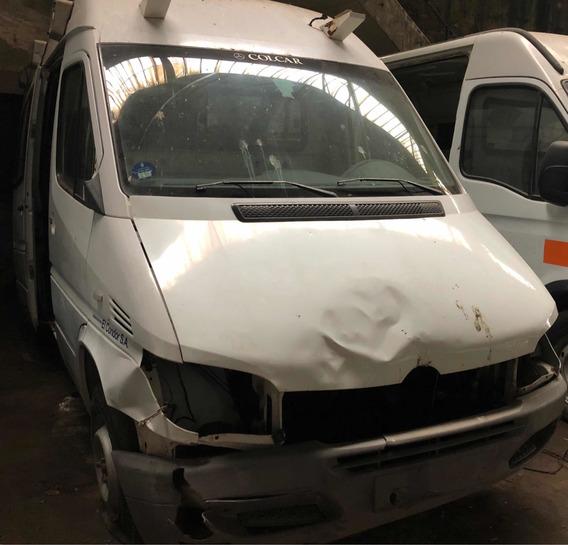 Mercedes Benz Sprinter 313 No Chocada - Con Faltantes Al Dia
