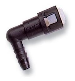 Conector Engate P/ Filtro Combustivel Gol Parati G3 G4 Flex