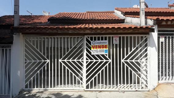 Casa Residencial À Venda, Vila Hortência, Sorocaba - Ca4815. - Ca4815