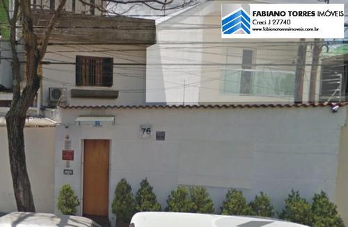 Sobrado Para Locação Em São Bernardo Do Campo, Baeta Neves - 1687_2-783418