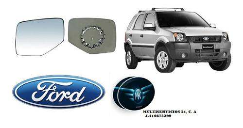 Espejo Retrovisor Luna Ford Eco Sport Original