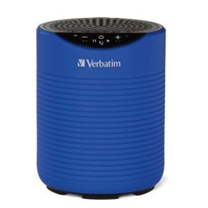 Parlante Portatil Verbatim Waterproof Bluetooth Speaker
