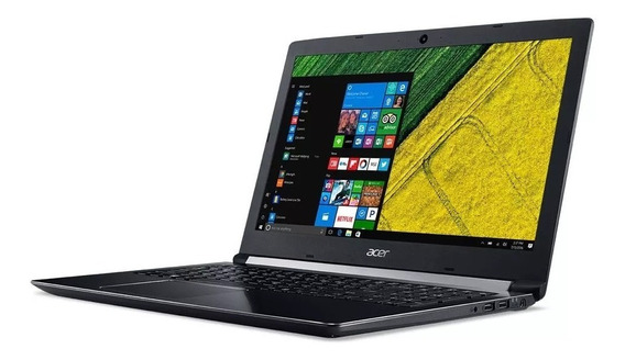 Notebook Acer Core I5-7200u 8gb 1tb 15.6 Aspire Semi Novo