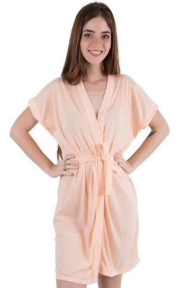 Robe Feminino De Malha- Pijamas Amamentação- Gestante