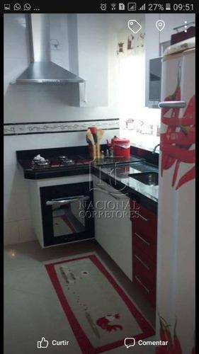 Cobertura Com 2 Dormitórios À Venda, 100 M² Por R$ 400.000 - Vila Camilópolis - Santo André/sp - Co3695