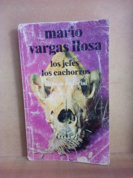 Los Jefes Los Cachorros, Mario Vargas Llosa, Alianza