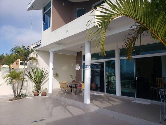 Casa Com 5 Dormitórios À Venda, 300 M² Por R$ 1.080.000 - Urbanova - São José Dos Campos/sp - Ca1816