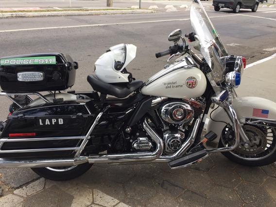 Harley-davidson Road King Police Flhp