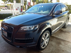 Audi Q7 3.0 T Elite Tiptronic Qtro 333hp At 2013