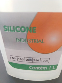 Silicone Especia Para Esteiras 1 Litro V 10 Densidade 200