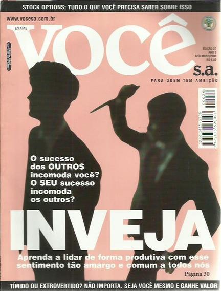 Revista Você S/a N° 27