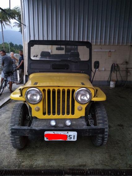 Willys Cj3 51
