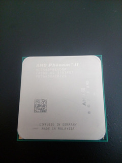 Amd Phenom Ii X4 965 Quad-core 3.4gh Black Edition