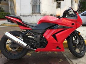 Kawasaki Ninja 250r Nueva Linea Urgente!
