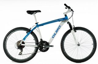 Bicicleta Olmo All Terra Mtb 21v + Inflador De Regalo