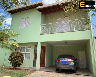Casa À Venda No Condomínio São Joaquim Em Valinhos/sp - Ca01678 - 34164332