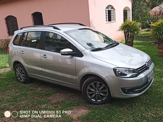 Volkswagen Spacefox 1.6 Sportline Total Flex I-motion 5p