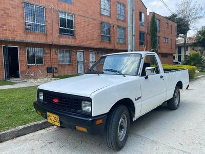 Chevrolet Luv 1600 Mod 1988 2 Puertas