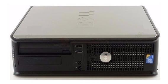 Cpu Dell Optiplex 330 Intel Dual Core 4gb Hd 320gb Windows 7